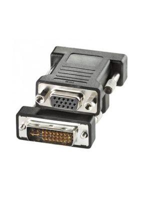 Optimus adapter VGA ženski na DVI (24+5) muški, crni