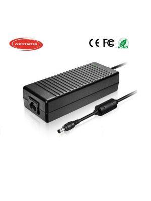 Optimus zamjenski desktop monitor adapter 60w 12v 5a, 100-240V 50-60Hz komaptibilno s Adi, 5.5x2.5mm konektor