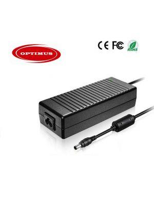 Optimus zamjenski laptop punjač 120w (19v-6.3a), 100-240v, kompatibilno s Toshiba, 5.5x2.5mm konektor
