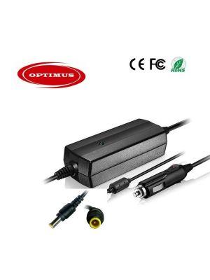 Optimus zamjenski 12/24v laptop auto punjač 90w (19v-4.74a), kompatibilno sa Sony, 6.5x4.4mm konektor