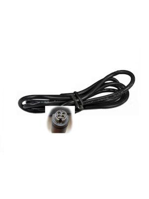 Dc kabel 4 rupe okrugli konektor (12a)