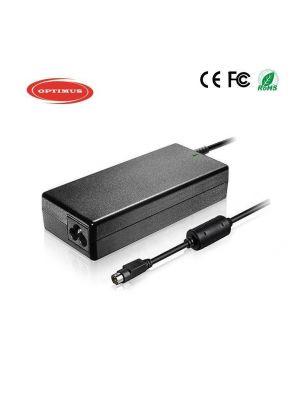 Optimus zamjenski monitor adapter 60w 12v 5a, 100-240v 50-60Hz kompatibilno s Hp, 4 pina konektor